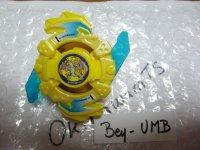 "Beyblade Gaia Dragoon ""Koryu Yellow Color Ver."""