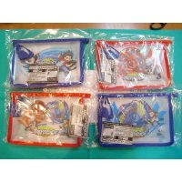 Kirin Beverage / TakaraTomy Beyblade Burst Pocket Full Set