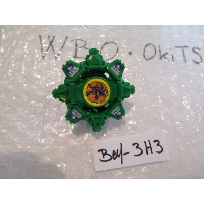 Photo1: Beyblade Draciel F