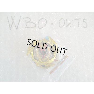 "Photo1: TakaraTomy Beyblade Burst B-00 Winning Valkyrie Layer ""Gold Ver."""