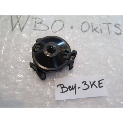 "Photo2: TAKARA Beyblade Knight Dranzer ""Black Version"" ( Bey - 3KE )  Fukubako 2000 Booster"