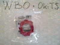 "TakaraTomy Beyblade Burst B-00 7 Disk ""Red Mekki Ver."""