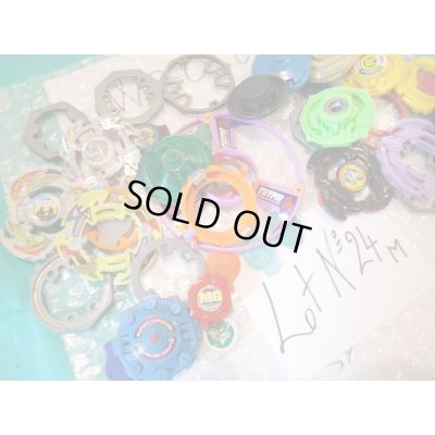 Photo2: Lot of Beyblades Parts : Lot No.24M
