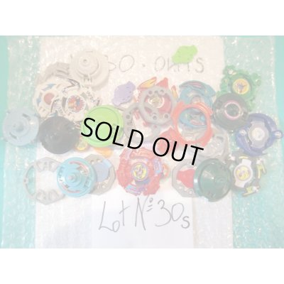 Photo1: Lot of Beyblades Parts : Lot No.30S