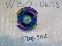"""Beyblade Galeon """"Dark Blue Ver."""" ( Bey - 3NZ )"""