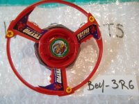 "TAKARA Beyblade Trypio ""Red Rubby Ver."" ( Bey - 3R6 )"