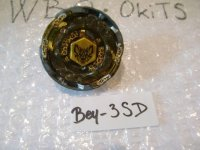 TAKARATOMY Metal Fight Beyblade Beat Lynx