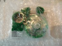 "TAKARATOMY Metal Fight Beyblade Ace Aquila 145WD ""Metalic Green ver."" Mitsuya Cider Limited"