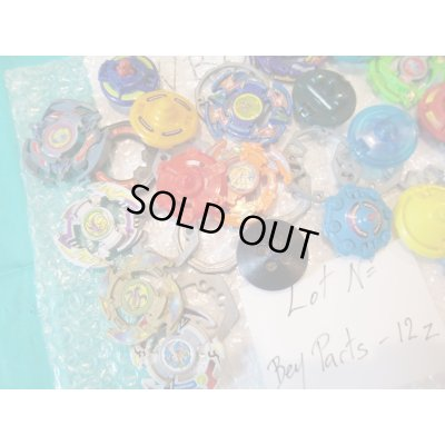 Photo2: Lot of Beyblades Parts : Lot No. Bey Parts - 12Z