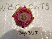 "Beyblade Ultimate Dragoon ""Pink Mekki Version"" ( Bey - 3UI )"