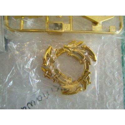 "Photo2: TAKARA Beyblade Wolborg 2 ""Gold Mekki Ver."""